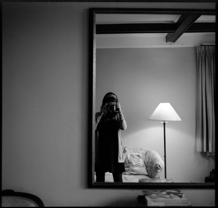 self portrait - toronto